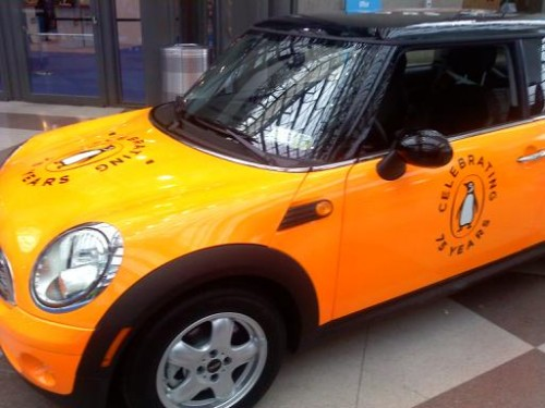 Mini Cooper - Penguin @ BEA10