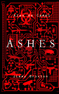 Ashes, by Alex de Campi and Jimmy Broxton